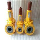 WA42F襯氟彈簧式安全閥質量保障
