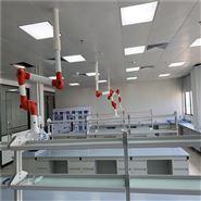 定制耐用防腐钢木天平台实验室家具