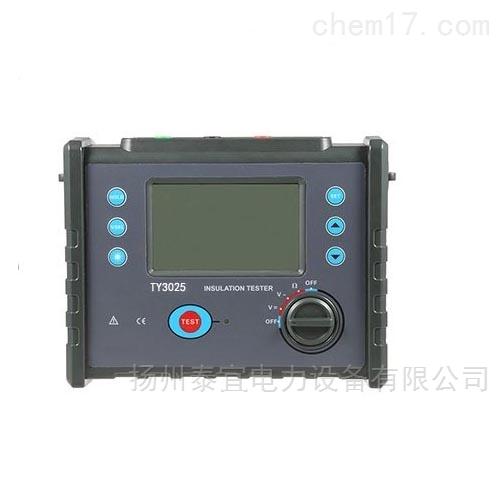 泰宜高压绝缘电阻测试仪
