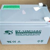 12V12AH赛特蓄电池BT-12M12AC代理商