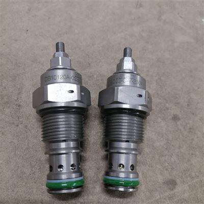 HYDAC贺德克电磁式安全溢流阀DB10120A