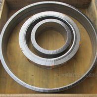 DN20精密金属缠绕垫定做耐低压金属密封垫