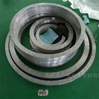 精密金属缠绕垫定做耐磨损金属密封垫