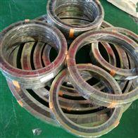DN10精密金属缠绕垫定做耐高压金属密封垫