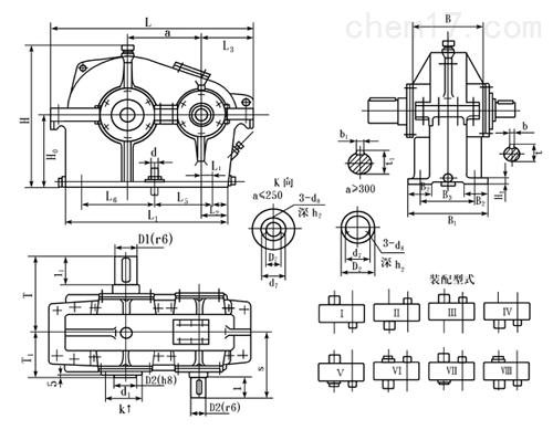 ZD、ZDH、ZDSH型减速机