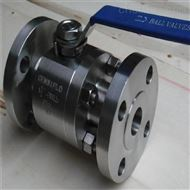 Q41Y-150LB二片式锻钢球阀质量保障