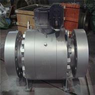 Q47N-300LB 10大口径锻钢球阀性能可靠