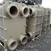 多规格新到一批二手板式换热器 冷凝器