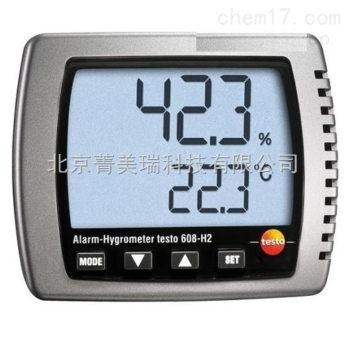 报警型温湿度表