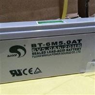 6V5.0AH赛特蓄电池BT-6M5.0AT现货