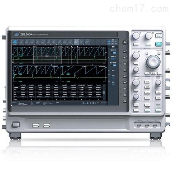 致远 DL6000 示波记录仪