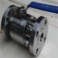 Q41Y-150LB二片式锻钢球阀制造商