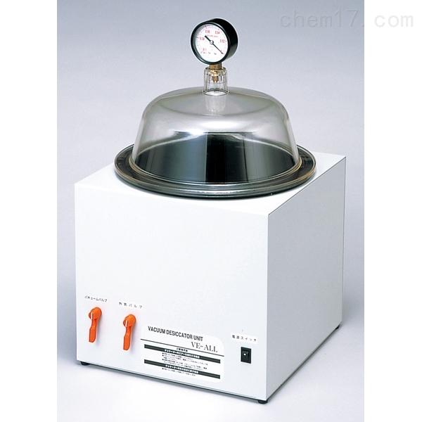 日本ASONE亚速旺内置泵真空防潮箱(经济型)