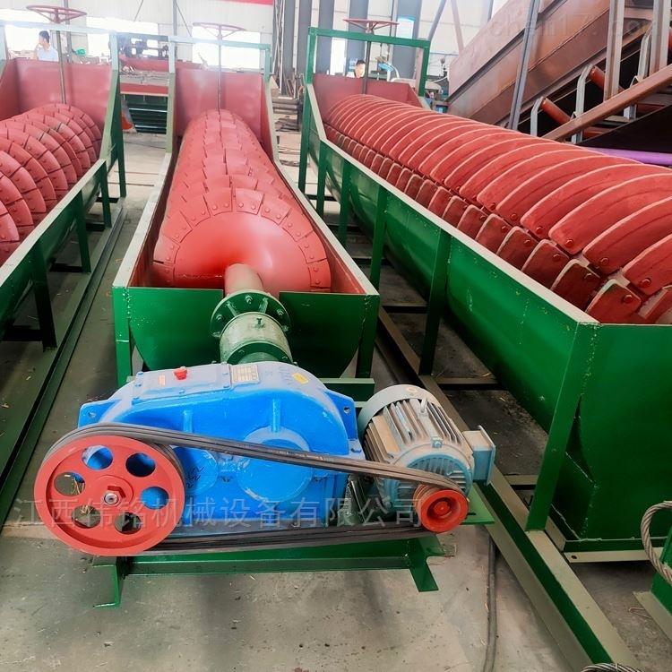 浙江供应大型全自动螺旋洗砂机洗石机制砂机