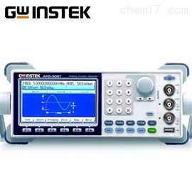 固纬AFG-3051/AFG-3081任意信号源 发生器