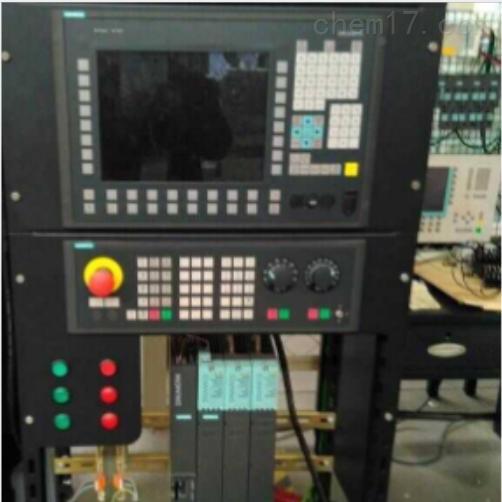 西门子802D常见故障系统自检通不过修理