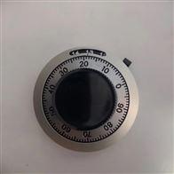 D-12绿测器midori电位器旋钮φ22mm10圈刻度盘