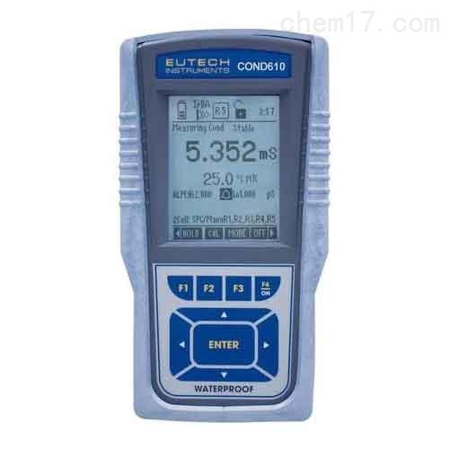 优特高级便携式电导率\电阻率\TDS\盐度仪