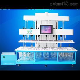 自动溶出度测试仪