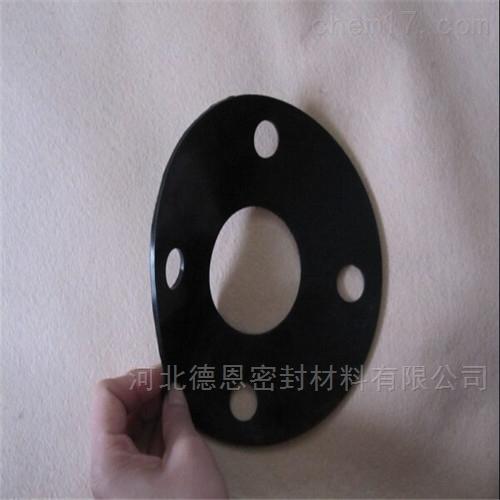 橡胶法兰垫片丁腈橡胶垫片绍兴价格