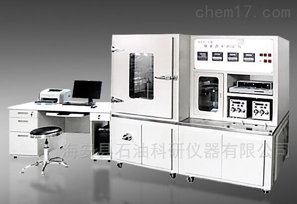 高温、高压相对渗透率自动测定仪