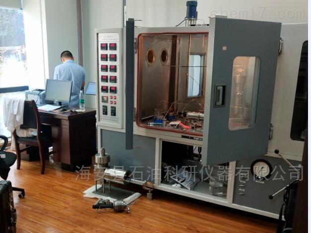 压裂酸化工作液动滤失仪