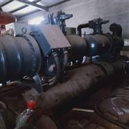 规格齐全二手螺杆式冷水机组九成新低价出售
