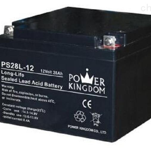 三力蓄电池PS28L-12高级代理商
