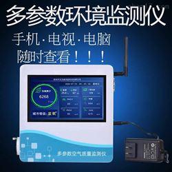 無線投屏多參數負離子檢測儀AES-90D