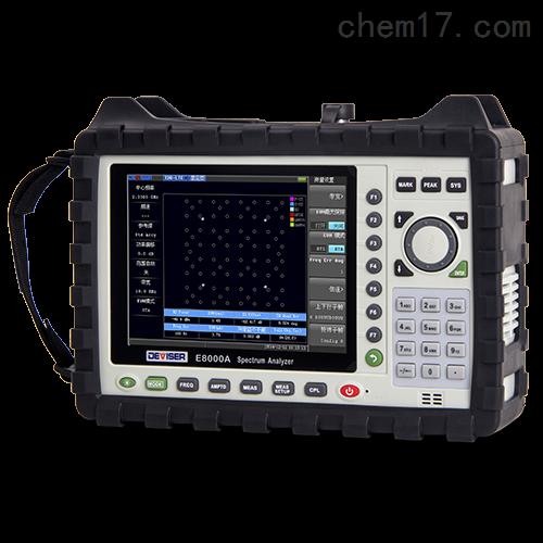 德力手持频谱分析仪