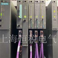PLC400现场修复西门子PLC400开机INTF红灯报警原因分析