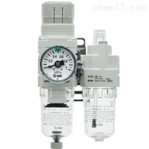 安装SMC气动三联件使用说明