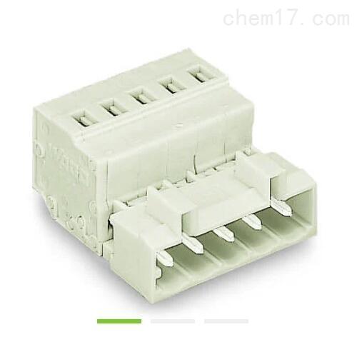 进口WAGO接插式连接器选型技巧