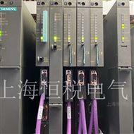 西门子CPU400模块启动红灯报警BUS1F维修