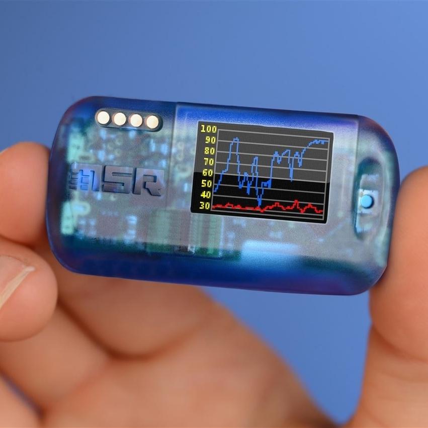 瑞士MSR145WD数显微型无线数据记录仪