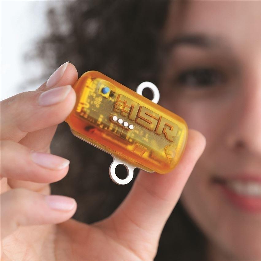 MSR 运输过程中的微型冲击数据记录仪