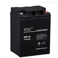 6-GFM-17山特蓄电池 12V17AH