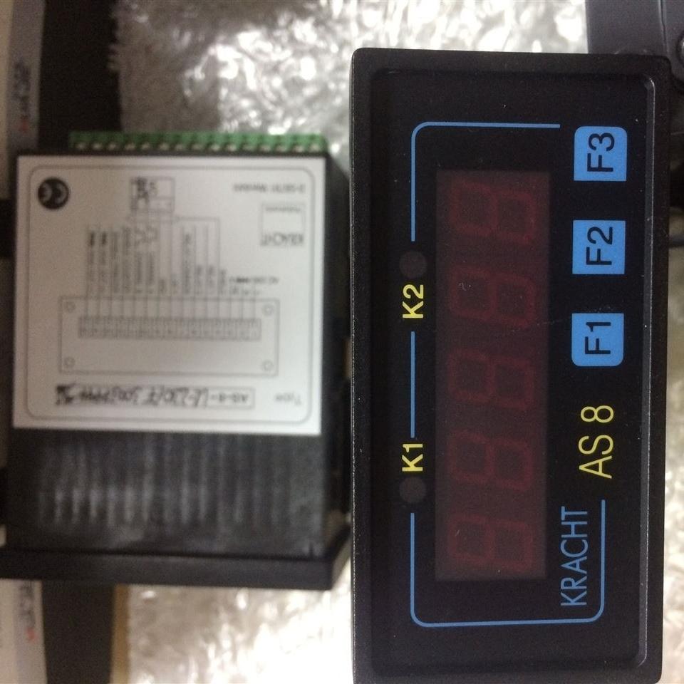 TM16HR320V德国KRACHT透平流量计SD1-I-24
