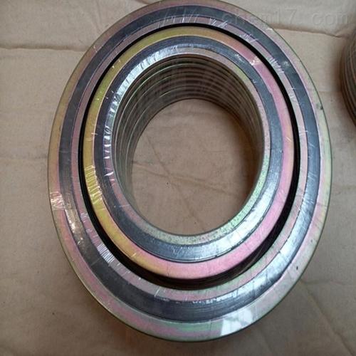 碳钢201内环金属石墨缠绕垫片定制