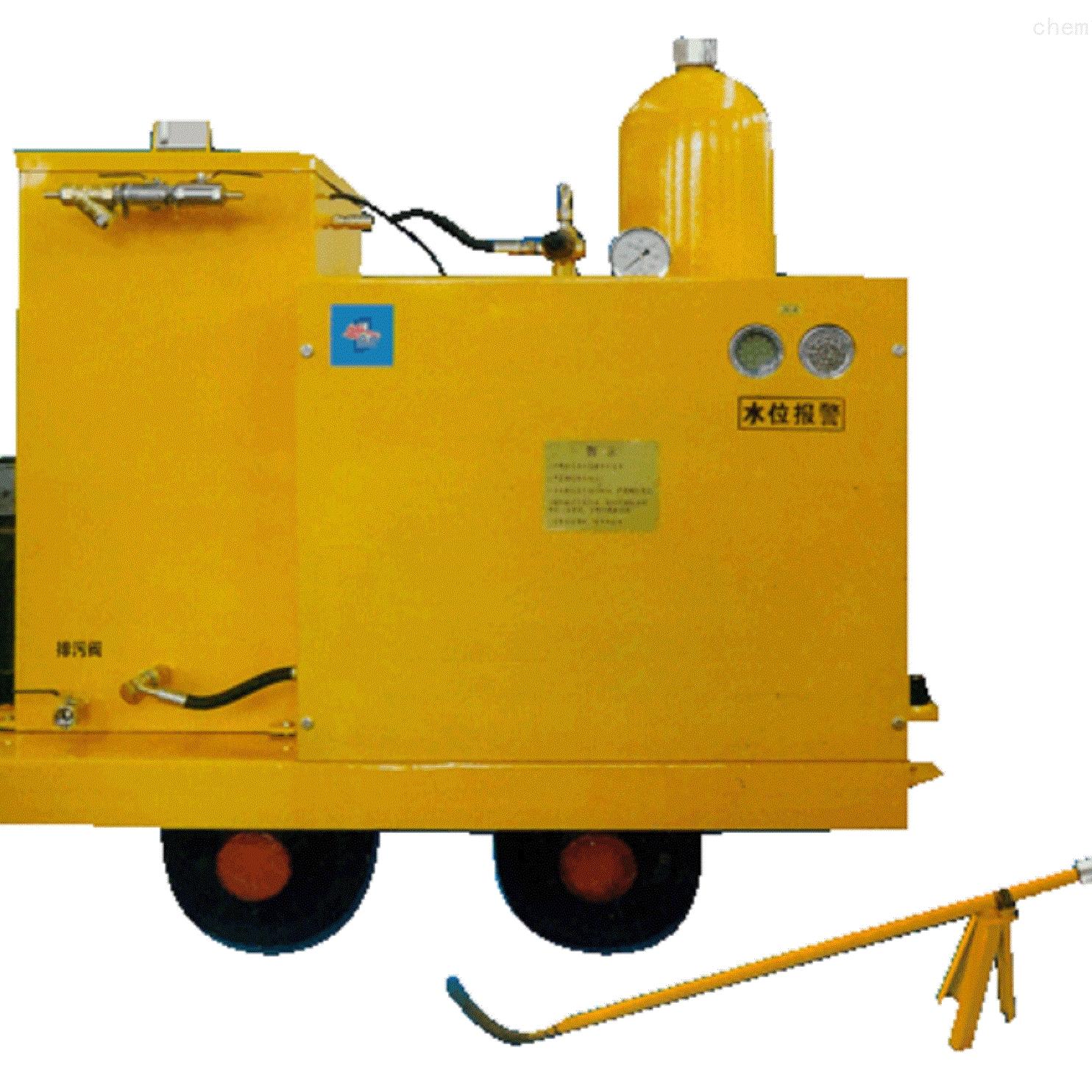 新型煤矿用水切割机