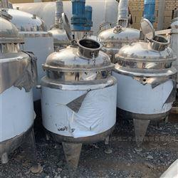大量回收不锈钢发酵罐