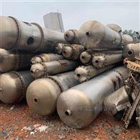 低价出售30吨四效降膜蒸发器 316L