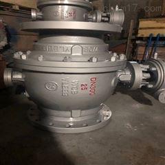 347F-25C-300固定式软密封球阀