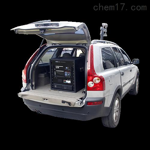 德力无线广播电视监测车系统