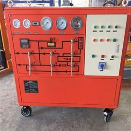 高精度气体回收装置