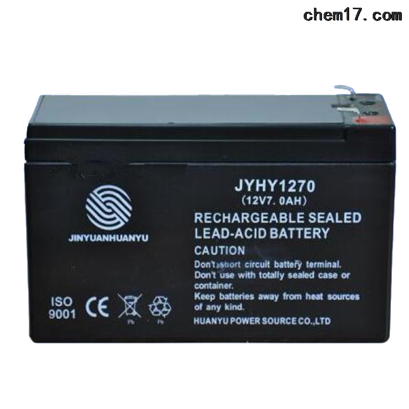 金源环宇蓄电池JHYH1270全新