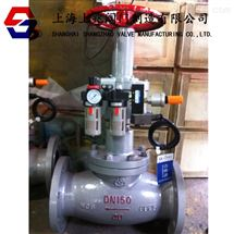 SQDQ421F-25C气体用手动气动紧急切断阀