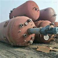 二手10吨搪瓷反应釜全型号出售