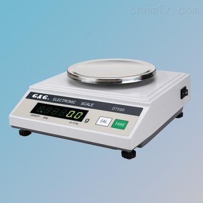 双杰DT5000电子天平5kg/2g便携式天平秤