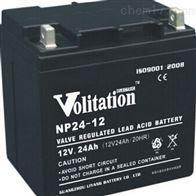 12V24AH威杨蓄电池NP24-12免维护